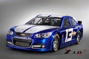 В Сети представлено первое официальное изображение спортивного Chevrolet SS ...