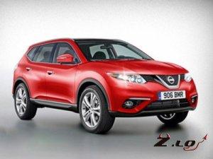 Nissan Qashqai нового поколения будет представлен во Франкфурте.