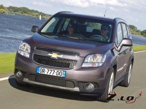 Chevrolet Orlando - семейный автомобиль