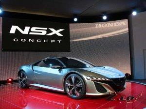 Суперкар Acura NSX будет еще дороже