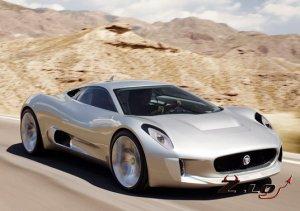 Jaguar отменит серийное производство гибрида C-X75