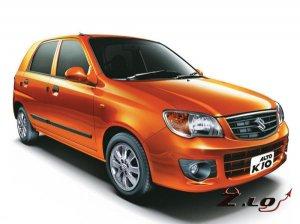 В России могут появиться бюджетники от Suzuki Maruti