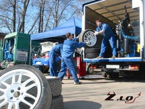 Где лучше поменять шины на автомобиле и сделать иные технические работы