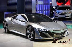 Стоимость суперкара Acura NSX будет выше, чем стоимость Nissan GT-R