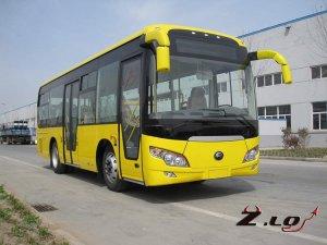 Очередное чудо Китайских автобусов