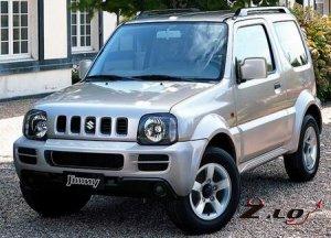 Краткое описание Suzuki Jimny