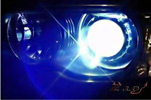 Автомобильные фары с ксеноновым светом
