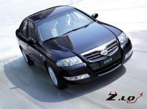 Автомобиль Samsung SM3