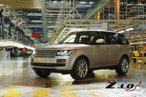 Триумф Land Rover