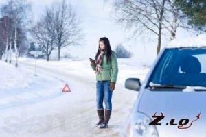 Действия водителя при поломке автомобиля на трассе