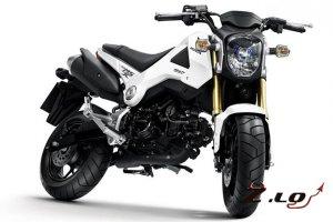 Миниатюрный мотоцикл от Honda