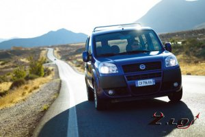 Автомобили Fiat Doblo Раnorama и Doblo Cargo появились в продаже