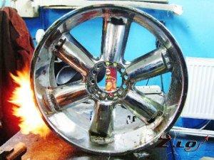 Какие дефекты автомобильных дисков поддаются ремонту