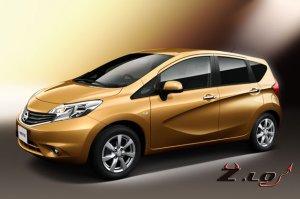 В Женеву едет европейское исполнение нового Nissan Note