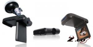 Новый видеорегистратор HD 720P DVR-027 с возможностью ночной съемки