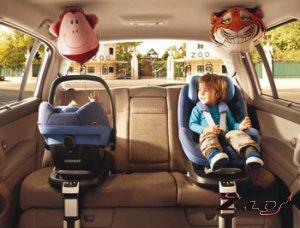 Вопрос детской безопасности на дороге