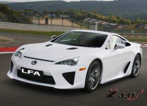 Lexus больше не будет производить спорткар LFA