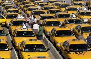 Услуга перевозки пассажиров – частное такси – рыночные эквиваленты