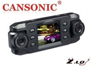 Обзор видеорегистратора Cansonic FDV-606 Twins Cam