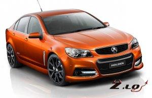 В Австралии под маркой Holden показали новую модель Chevrolet