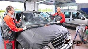 Признаки подделки автомобильного стекла