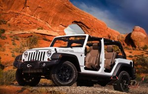Новый Jeep Wrangler Unlimited