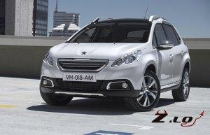 Новый Peugeot 2008 с новой АКПП
