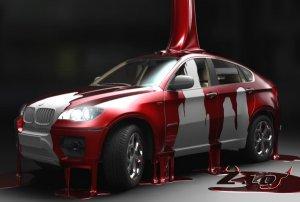 Ratio-Spot-Repair – новая технология покраски автомобилей