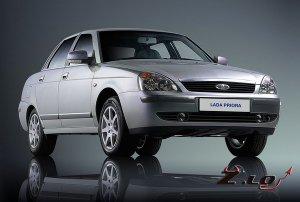 Lada Priora - один из лучших автомобилей в России