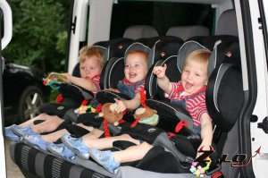 Лучшие детские автомобильные сидения