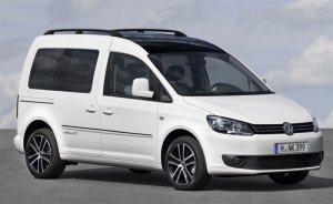 Концерн Volkswagen выпустил юбилейную версию коммерческого автомобиля Caddy