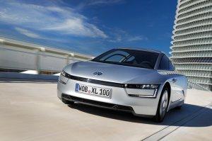 Экологический автомобиль от Volkswagen - XL1