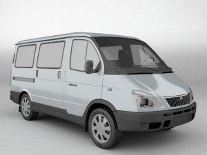 Микроавтобусы ГАЗ Баргузин