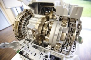 Land Rover и ZF разработали новую коробку передач