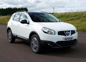 Один из пяти самых продаваемых автомобилей - Nissan Qashqai