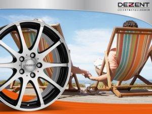 Новые модели дисков от Dotz и Dezent