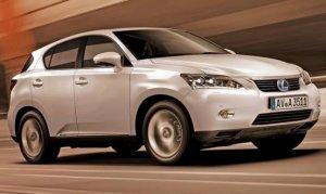 Скоро выйдет новый компактный кроссовер от Lexus
