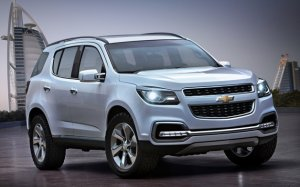 Подробности об обновлении внедорожника Chevrolet Trailblazer