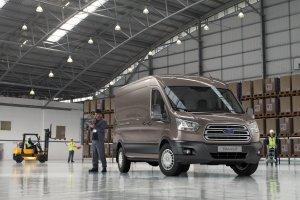 История коммерческих автомобилей Форд: пассажирские авто, грузовики, фургон ...
