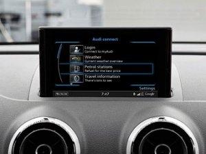 Автомобили Audi смогут найти самый дешевый бензин
