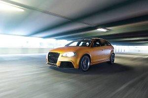 Тюнинг Audi RS3 от ателье SchwabenFolia