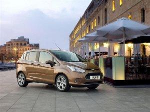 В России появится новинка Ford B-Max