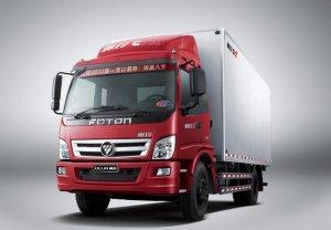 Запчасти для грузовых автомобилей Foton