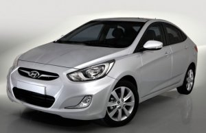 Новинка 2013 года - обновленный Hyundai Solaris