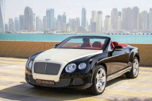 Bentley Continental GTC от швейцарских тюнеров