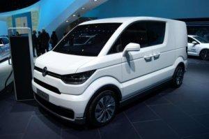 Микроавтобус Volkswagen T6 скоро войдет в серийное производство