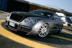 Bentley предлагает лучшие автомобили!