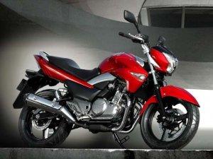 Новый городской мотоцикл - Suzuki Inazuma 250