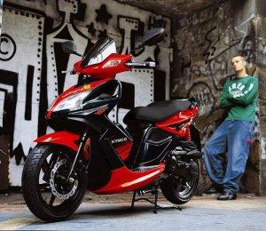 Скутеры: чем они отличаются от мотоциклов?