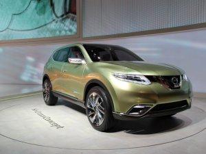 Первые фото нового Nissan X-Trail